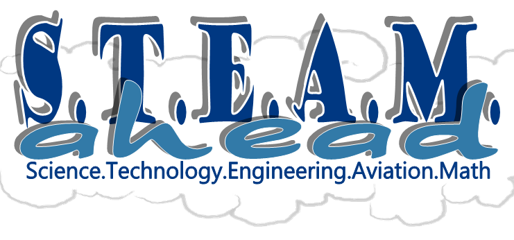 STEAM ahead Logo