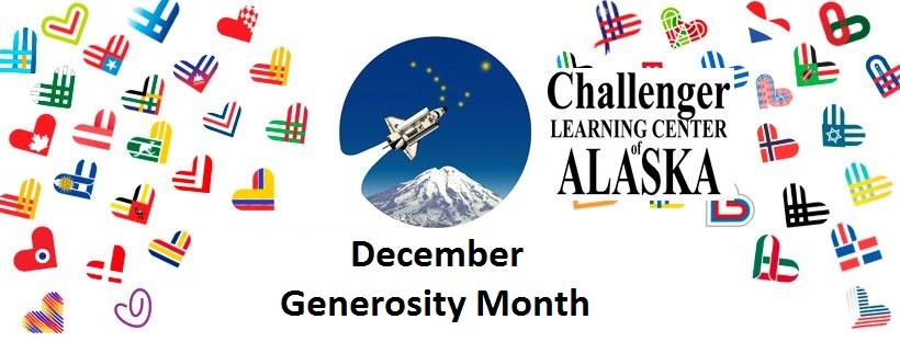 generosity month banner